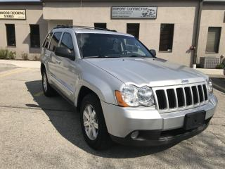Used 2008 Jeep Grand Cherokee LAREDO,BLUETOOTH,NO ACCIDENTS!! for sale in Burlington, ON