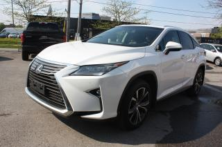 Used 2016 Lexus RX 350 LUXURY PACKAGE NAVI|ROOF|BLINDSPOT| for sale in North York, ON