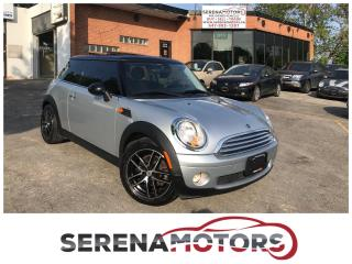Used 2009 MINI Cooper LEATHER | HEATED SEATS | PANO ROOF | BLUETOOTH for sale in Mississauga, ON