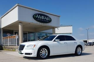 Used 2013 Chrysler 300 V8 HEMI / LOADED / NO PAYMENTS FOR 6 MONTHS !! for sale in Tilbury, ON