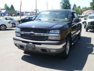Used 2005 Chevrolet Silverado 1500 LT for sale in Parksville, BC