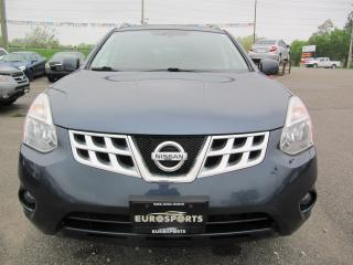 Used 2012 Nissan Rogue SV for sale in Newmarket, ON
