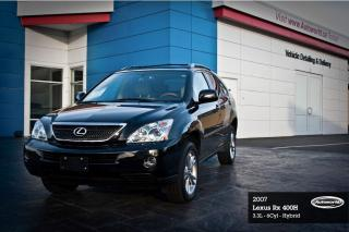 Used 2007 Lexus RX 400h Hybrid for sale in Langley, BC