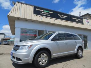 Used 2012 Dodge Journey ALL POWERED,A/C,PUSH START for sale in Mississauga, ON