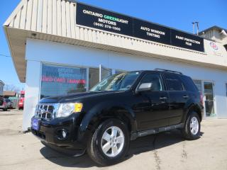 Used 2009 Ford Escape LEATHER,4WD,6CYL,BLUETOOTH for sale in Mississauga, ON