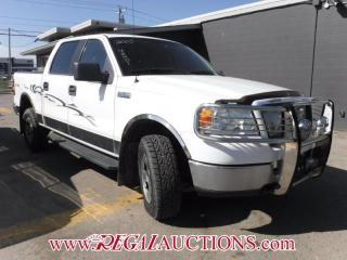 Used 2005 Ford F150 XLT SUPERCREW 4WD for sale in Calgary, AB