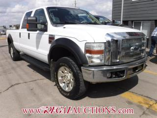 Used 2008 Ford F250SD LARIAT CREW CAB 4WD for sale in Calgary, AB