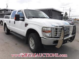 Used 2008 Ford F250SD LARIAT CREW CAB for sale in Calgary, AB