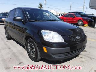 Used 2008 Kia RIO5  4D HATCHBACK for sale in Calgary, AB