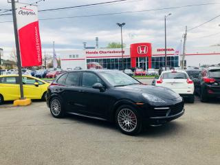 Used 2013 Porsche Cayenne GTS for sale in Charlesbourg, QC