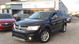 Used 2015 Dodge Journey SXT 7 PASS for sale in Etobicoke, ON