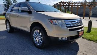 Used 2007 Ford Edge SEL Plus AWD for sale in West Kelowna, BC