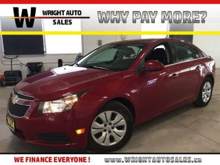 Used 2014 Chevrolet Cruze 1LT|LOW MILEAGE|SUNROOF|BLUETOOTH|31,317 KMS for sale in Cambridge, ON