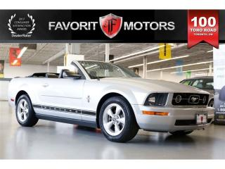 Used 2008 Ford Mustang V6 , Soft Top Convertible, Leaher for sale in North York, ON