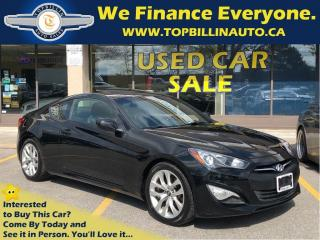 Used 2013 Hyundai Genesis 2.0T Premium, Navi, Leather, Roof for sale in Concord, ON