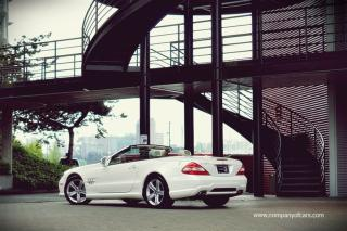 Used 2009 Mercedes-Benz SL-Class SL550 for sale in Burnaby, BC