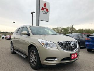 Used 2015 Buick Enclave AWD Leather for sale in London, ON