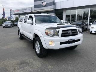Used 2009 Toyota Tacoma TRD SPORT 4WD Leather Fully Loaded for sale in Langley, BC