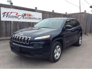 Used 2014 Jeep Cherokee Sport for sale in Stittsville, ON