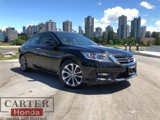 Used 2015 Honda Accord Sport + Summer Sale! MUST GO! for sale in Vancouver, BC