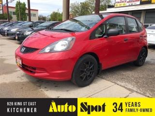 Used 2014 Honda Fit LOW, LOW KMS/PRICED-QUICK SALE! for sale in Kitchener, ON