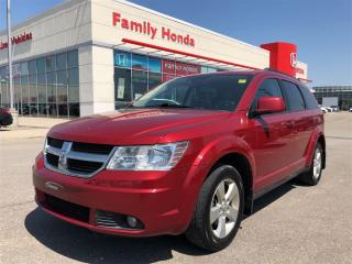 Used 2010 Dodge Journey SXT for sale in Brampton, ON