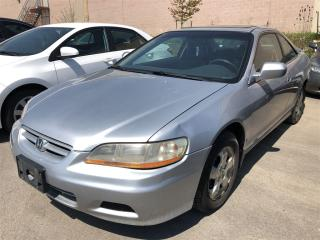 Used 2001 Honda Accord EX for sale in Brampton, ON