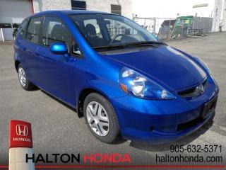 Used 2007 Honda Fit LX for sale in Burlington, ON