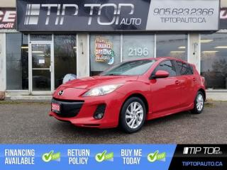 Used 2012 Mazda MAZDA3 GS-SKY ** Leather, Sunroof, Brand New Tires ** for sale in Bowmanville, ON