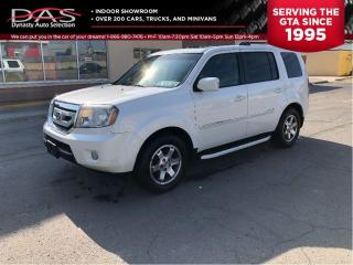 Used 2011 Honda Pilot TOURING NAVIGATION/TV-DVD/SUNROOF/8 PASS for sale in North York, ON