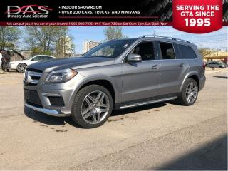 Used 2015 Mercedes-Benz GL-Class GL450 4MATIC AMG PKG NAVIGATION/PANORAMIC SUNROOF for sale in North York, ON