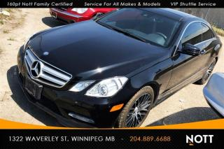 Used 2012 Mercedes-Benz E-Class 350 4MATIC Nav Backup Cam Pano for sale in Winnipeg, MB