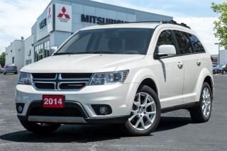 Used 2014 Dodge Journey SXT / Limited for sale in Mississauga, ON