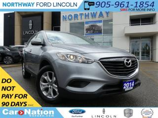 Used 2014 Mazda CX-9 GS | TOUCH SCREEN | REAR CAMERA | MOON ROOF | for sale in Brantford, ON