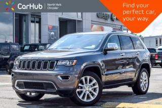 Used 2017 Jeep Grand Cherokee Limited 4x4|Nav|R-Start|BackUpCam|Leather|HeatSeats|20