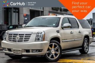 Used 2011 Cadillac Escalade ESV AWD|Sunroof|Nav|BackUpCam|PkAsst.|Heat&VtdFrntSeats|22