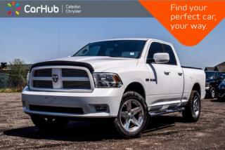 Used 2010 Dodge Ram 1500 Sport|Navi|Bluetooth|R-Start|Leather|Ventilated Front Seats|20