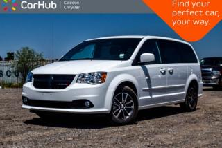 Used 2017 Dodge Grand Caravan SXT Premium Plus|Navi|DVD|Bluetooth|Backup Cam|Pwr Sliding Doors|17