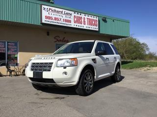 Used 2008 Land Rover LR2 HSE for sale in Bolton, ON