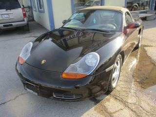 Used 1997 Porsche Boxster 'GREAT KM'S' POWERFUL 'SHARP' 2 PASSENGER 2.5L - V6.. CONVERTIBLE TOP.. LEATHER.. KEYLESS ENTRY.. for sale in Bradford, ON