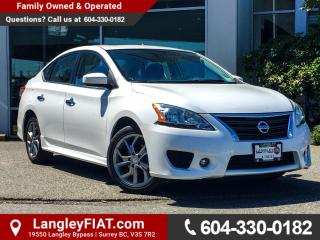 Used 2013 Nissan Sentra 1.8 S NO ACCIDENTS, B.C OWNED for sale in Surrey, BC