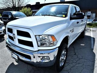 Used 2017 RAM 2500 OUTDOORSMAN REAR CAMERA, UCCONECT, 8FT BOX !!! for sale in Concord, ON