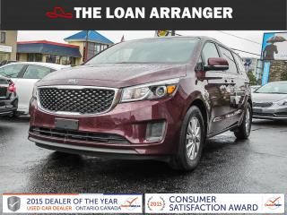 Used 2018 Kia Sedona LX for sale in Barrie, ON