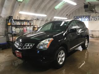 Used 2013 Nissan Rogue SV*POWER SUNROOF*PHONE CONNECT*SPORT MODE*KEYLESS ENTRY*POWER WINDOWS/LOCKS/MIRRORS*CLIMATE CONTROL* for sale in Cambridge, ON