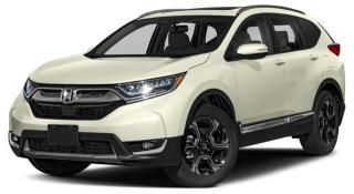 New 2018 Honda CR-V Touring AWD for sale in Scarborough, ON