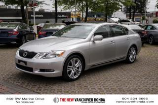 Used 2007 Lexus GS 450H HYBRID for sale in Vancouver, BC