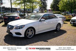 Used 2014 Mercedes-Benz E350 4MATIC Sedan for sale in Vancouver, BC