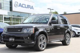 Used 2010 Land Rover Range Rover Sport V8 HSE for sale in Langley, BC