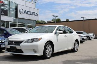 Used 2014 Lexus ES 350 6A for sale in Langley, BC