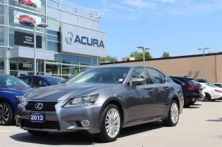 Used 2013 Lexus GS 350 AWD 6A for sale in Langley, BC